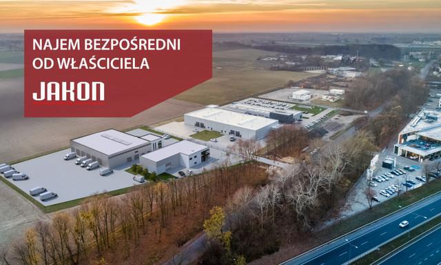 Magazyn, hala do wynajęcia <span>Tarnowo Podgórne, Swadzim, ul. Wschodnia</span>