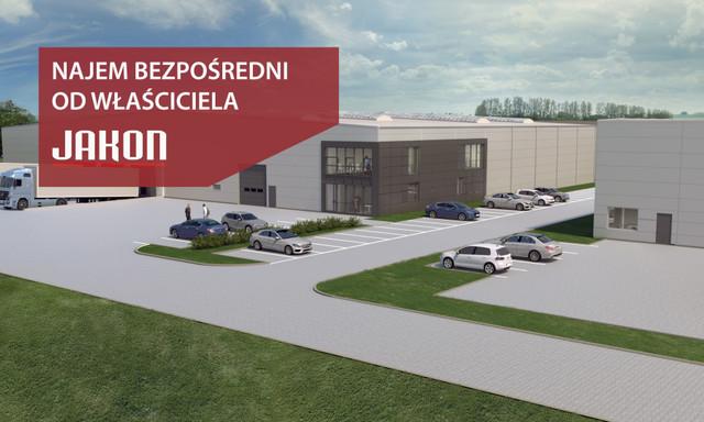Magazyn, hala do wynajęcia <span>poznański, Kostrzyn, ul. Zbożowa</span>