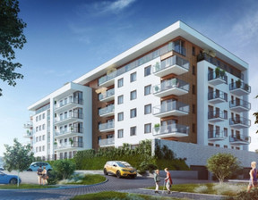 Mieszkanie w inwestycji Diamentowe Wzgórze, Lublin, 54 m²