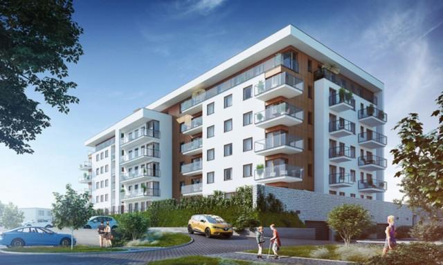 Mieszkanie na sprzedaż <span>Lublin, Wrotków, ul. Diamentowa 2</span>