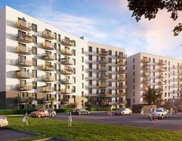 Morizon WP ogłoszenia | Mieszkanie w inwestycji Murapol Parki Krakowa, Kraków, 30 m² | 8470