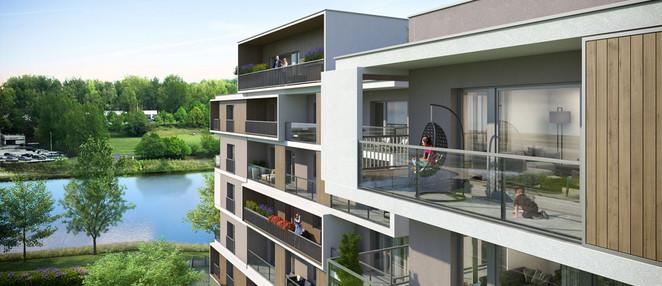 Morizon WP ogłoszenia | Mieszkanie w inwestycji Osiedle Twoja Dolina – etap II, Katowice, 65 m² | 5187