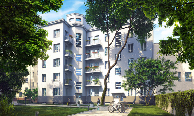 Mieszkanie na sprzedaż <span>Warszawa, Kamionek, ul. Skaryszewska 11</span>