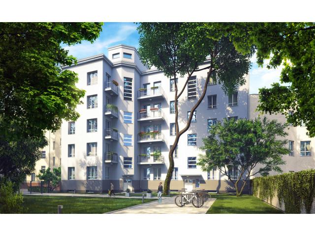 Morizon WP ogłoszenia | Mieszkanie w inwestycji Skaryszewska 11, Warszawa, 61 m² | 4558