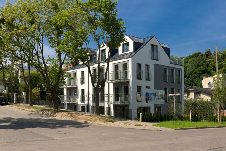 Morizon WP ogłoszenia | Nowa inwestycja - VILLA ADEPT., Gdynia Orłowo, 61-123 m² | 8368