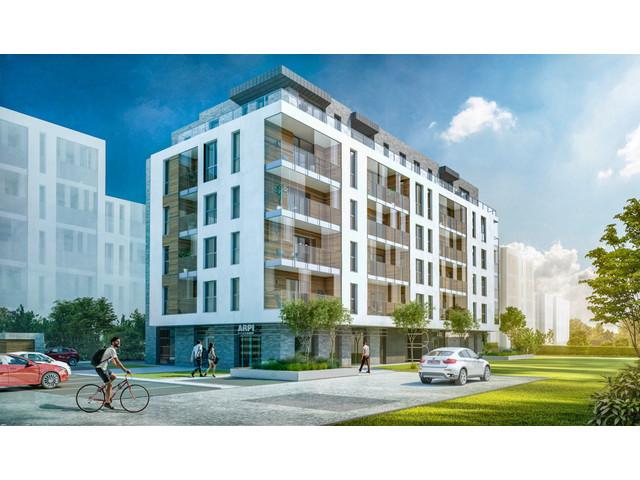 Morizon WP ogłoszenia   Mieszkanie w inwestycji Serce Zajezdni Wrzeszcz, Gdańsk, 97 m²   8277