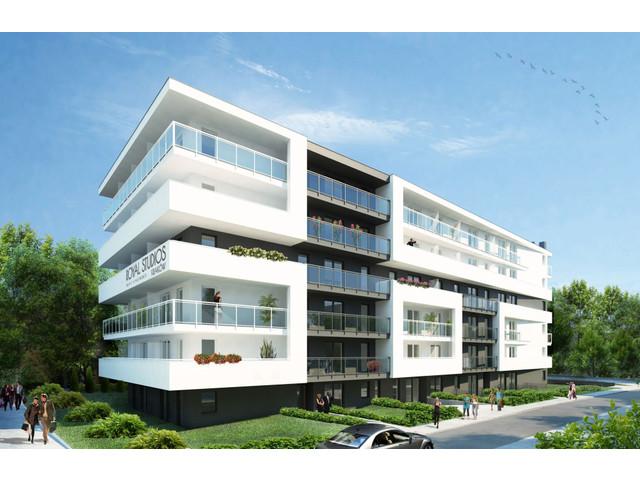 Morizon WP ogłoszenia | Mieszkanie w inwestycji Royal Studios Gliwice, Gliwice, 72 m² | 2682