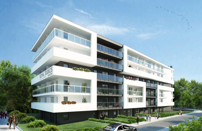 Morizon WP ogłoszenia | Mieszkanie w inwestycji Royal Studios Gliwice, Gliwice, 19 m² | 2688