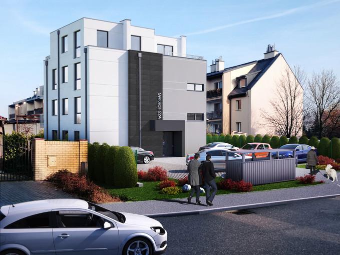 Morizon WP ogłoszenia | Nowa inwestycja - Willa Syriusza, Gdańsk Osowa, 37-82 m² | 8390