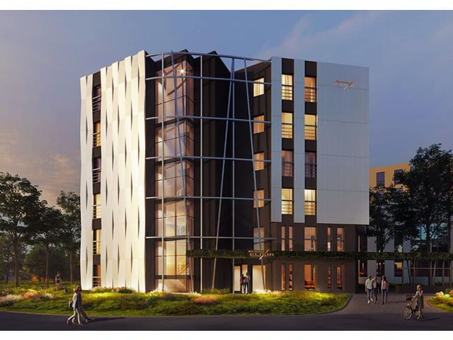 Morizon WP ogłoszenia | Mieszkanie w inwestycji Elixir, Kraków, 57 m² | 5651