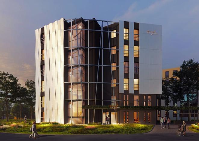 Morizon WP ogłoszenia | Mieszkanie w inwestycji Elixir, Kraków, 57 m² | 5641