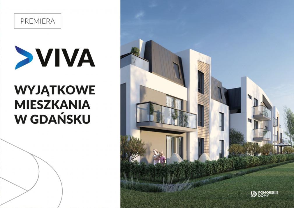 Nowa inwestycja - VIVA, Gdańsk Osowa | Morizon.pl