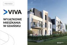 Mieszkanie w inwestycji VIVA, Gdańsk, 54 m²