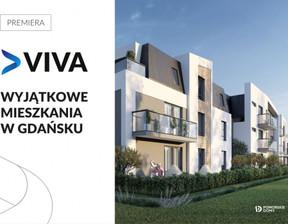 Mieszkanie w inwestycji VIVA, Gdańsk, 64 m²