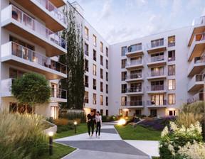 Mieszkanie w inwestycji Hemma Orawska, Kraków, 40 m²