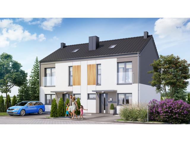 Morizon WP ogłoszenia   Dom w inwestycji Osiedle Olszynowa, Rabowice, 92 m²   9817