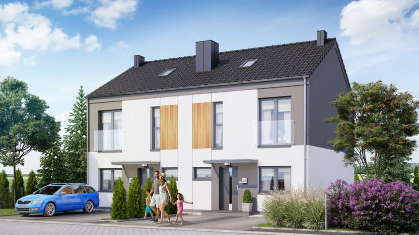 Dom w inwestycji Osiedle Olszynowa, Rabowice, 84 m² | Morizon.pl | 3845