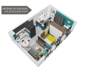 Mieszkanie w inwestycji Lwowska 10 Residence, Kraków, 45 m²