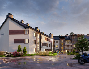 Mieszkanie w inwestycji Jagałły 34, Olsztyn, 30 m²