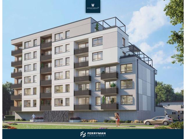 Morizon WP ogłoszenia   Mieszkanie w inwestycji Wysockiego 25, Warszawa, 88 m²   4292