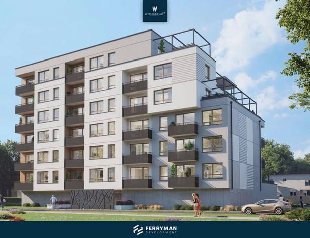 Morizon WP ogłoszenia | Mieszkanie w inwestycji Wysockiego 25, Warszawa, 58 m² | 4286