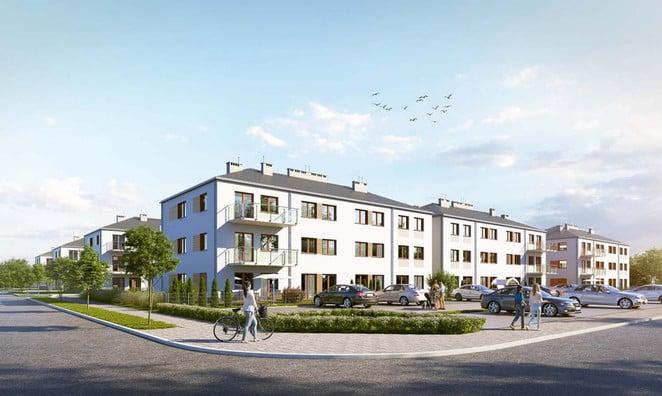 Morizon WP ogłoszenia | Mieszkanie w inwestycji Osiedle Laguna, Siechnice, 61 m² | 0378