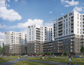 Mieszkanie w inwestycji ZŁOTA OKSZA, Warszawa, 59 m²