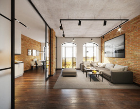 Mieszkanie w inwestycji SMART LOFT, Szczecin, 58 m²