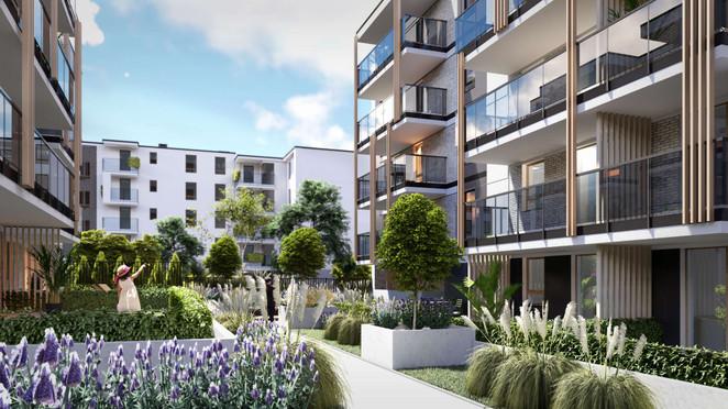 Morizon WP ogłoszenia | Mieszkanie w inwestycji Klonowa Przystań, Kielce, 28 m² | 9363