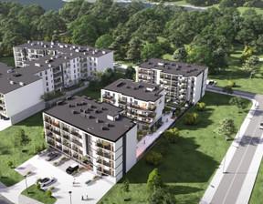 Mieszkanie w inwestycji Klonowa Przystań, Kielce, 40 m²
