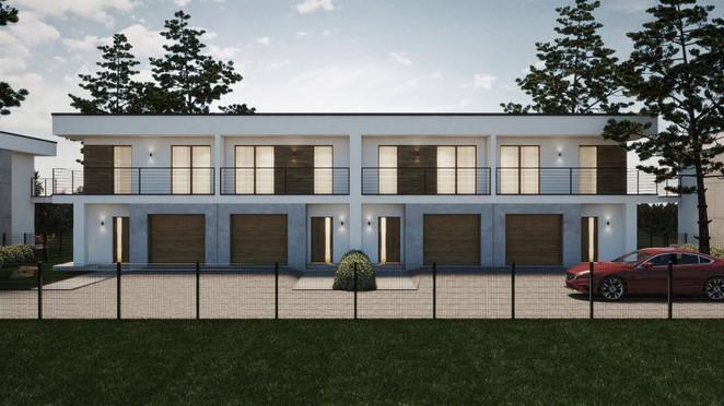 Morizon WP ogłoszenia   Dom w inwestycji Osiedle Krasickiego VIII, Słupno, 122 m²   1511