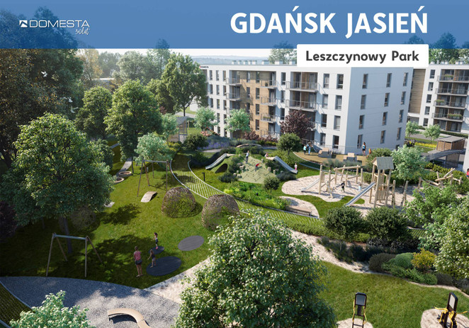 Morizon WP ogłoszenia | Mieszkanie w inwestycji Osiedle Leszczynowy Park, Gdańsk, 70 m² | 1174