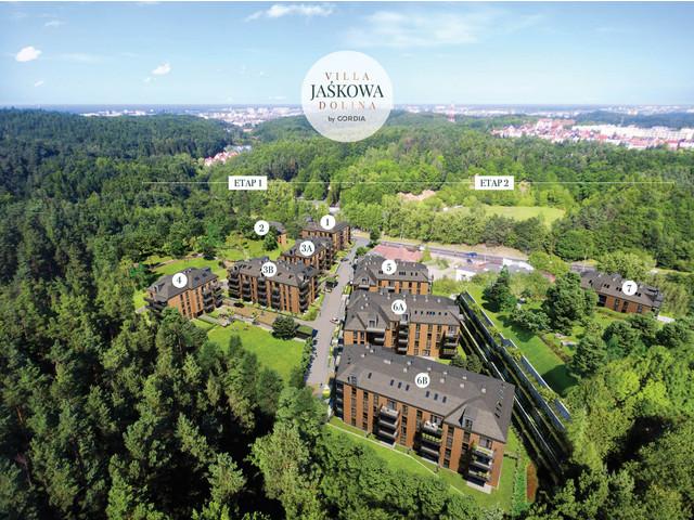 Morizon WP ogłoszenia | Mieszkanie w inwestycji Villa Jaśkowa Dolina, Gdańsk, 91 m² | 3626