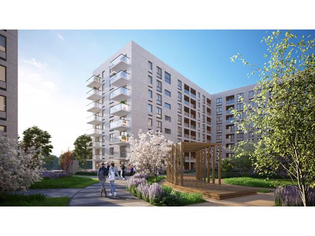 Morizon WP ogłoszenia | Mieszkanie w inwestycji Wola Nowa, Warszawa, 82 m² | 4484