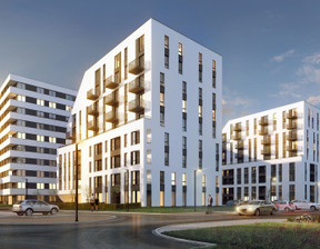 Mieszkanie w inwestycji Piasta Park IV, Kraków, 33 m²