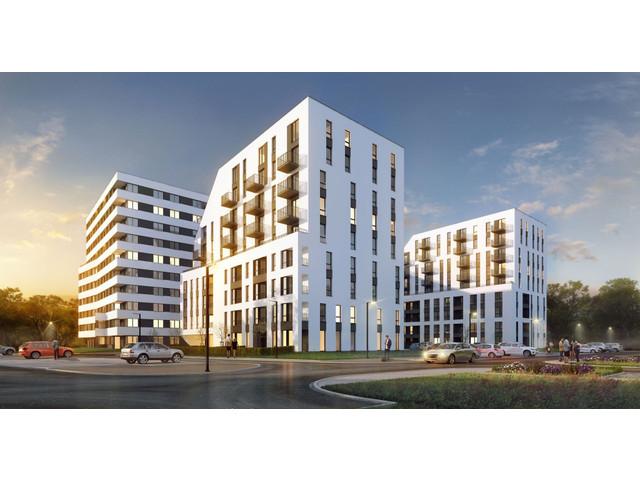 Morizon WP ogłoszenia | Mieszkanie w inwestycji Piasta Park IV, Kraków, 77 m² | 2279