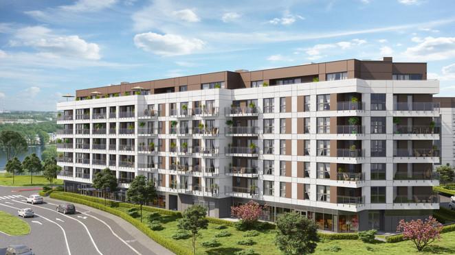 Morizon WP ogłoszenia | Mieszkanie w inwestycji Lwowska 2, Poznań, 66 m² | 0178