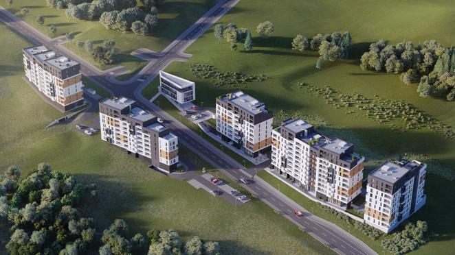 Morizon WP ogłoszenia | Mieszkanie w inwestycji Osiedle Karoliny, Rzeszów, 59 m² | 8413