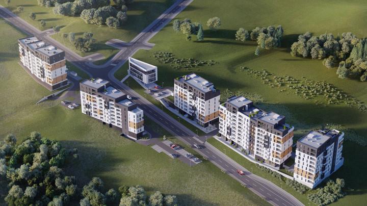 Morizon WP ogłoszenia   Nowa inwestycja - Osiedle Karoliny, Rzeszów Przybyszówka, 31-69 m²   9110