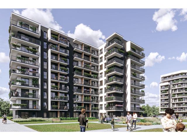 Morizon WP ogłoszenia | Mieszkanie w inwestycji VIVA PIAST, Kraków, 79 m² | 9235
