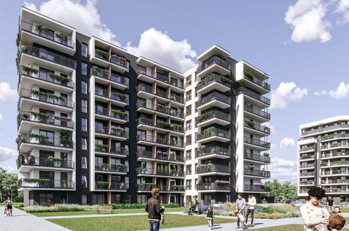 Morizon WP ogłoszenia | Nowa inwestycja - VIVA PIAST, Kraków Mistrzejowice, 30-80 m² | 9117