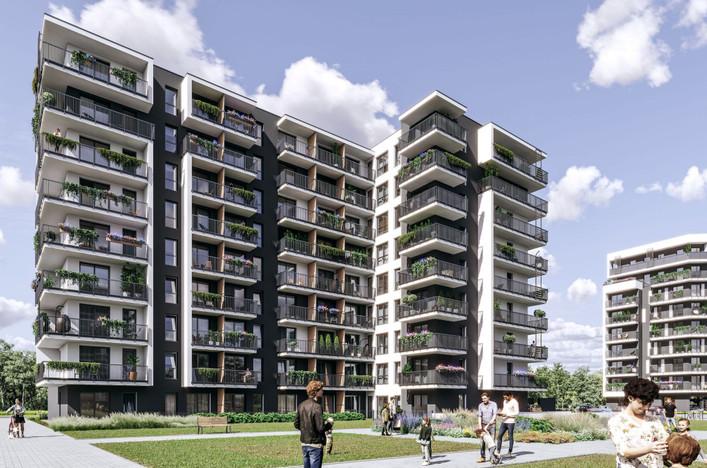 Mieszkanie w inwestycji VIVA PIAST, Kraków, 55 m² | Morizon.pl | 2662