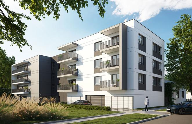 Morizon WP ogłoszenia | Mieszkanie w inwestycji Melia Apartamenty II, Łódź, 55 m² | 2158