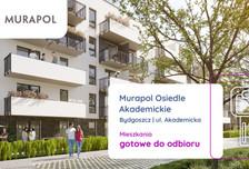 Mieszkanie w inwestycji Murapol Osiedle Akademickie, Bydgoszcz, 64 m²