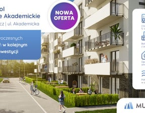 Mieszkanie w inwestycji Murapol Osiedle Akademickie, Bydgoszcz, 52 m²