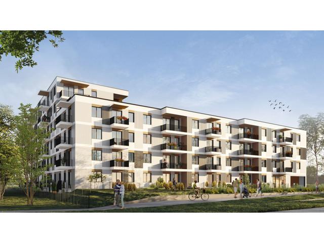 Morizon WP ogłoszenia | Mieszkanie w inwestycji Bliski Marcelin, Poznań, 87 m² | 8316