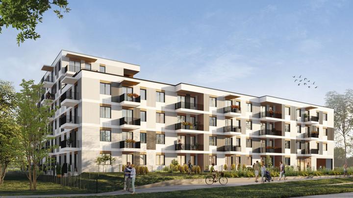 Morizon WP ogłoszenia | Nowa inwestycja - Bliski Marcelin, Poznań Grunwald, 33-87 m² | 9180