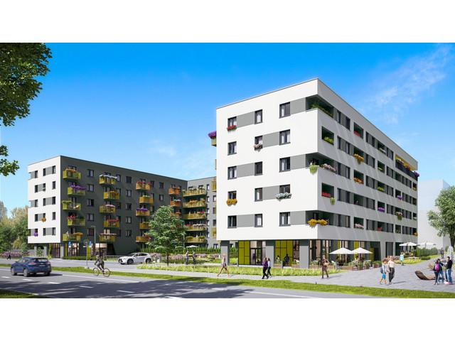 Morizon WP ogłoszenia | Mieszkanie w inwestycji City Vibe, Kraków, 88 m² | 8544