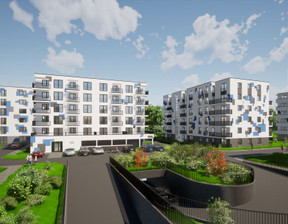 Mieszkanie w inwestycji Centralna, Kraków, 49 m²