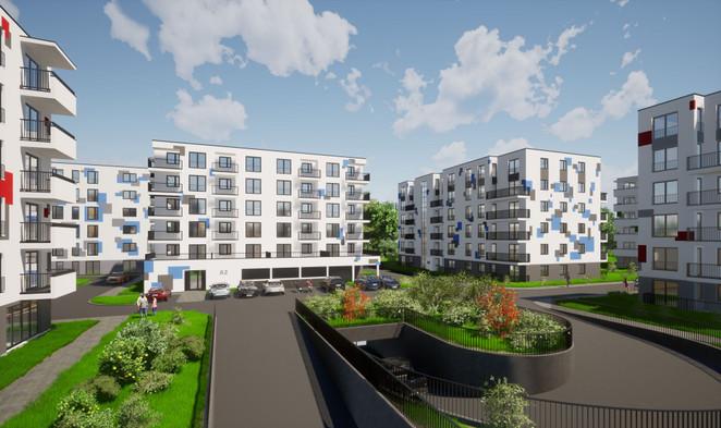 Morizon WP ogłoszenia | Mieszkanie w inwestycji Centralna, Kraków, 44 m² | 9822